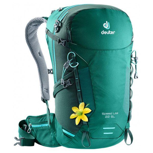 Рюкзак Deuter Speed Lite 22 SL цвет 2231 alpinegreen-forest (3410318 2231)