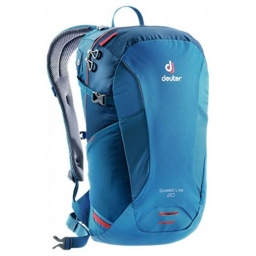 Рюкзак Deuter Speed Lite 20 цвет 3100 bay-midnight (3410218 3100)
