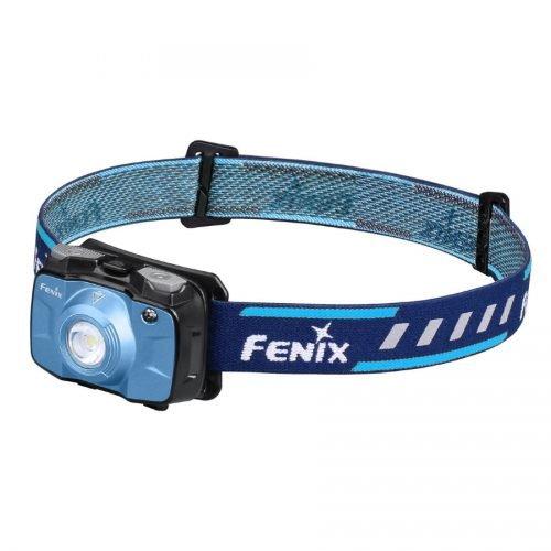 Фонарь налобный Fenix HL30 2018 Cree XP-G3 синий