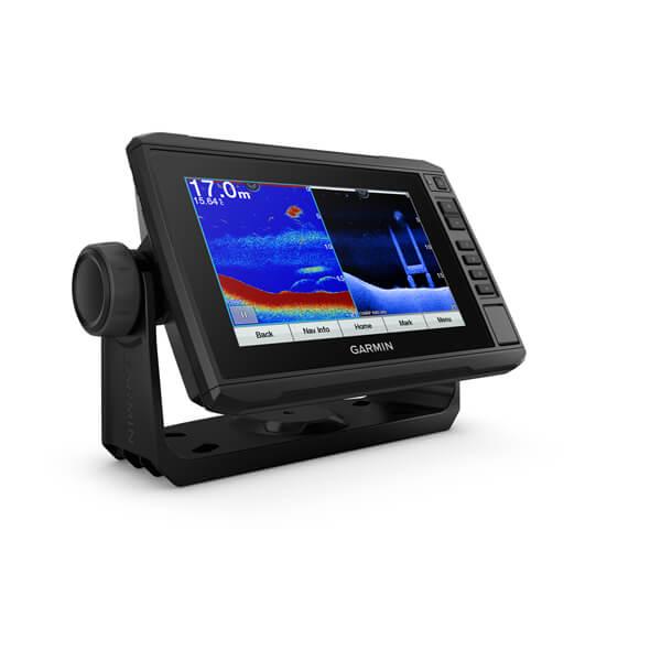 Эхолот-картплоттер Garmin EchoMap UHD 72cv с трансдьюсером GT24UHD-TM