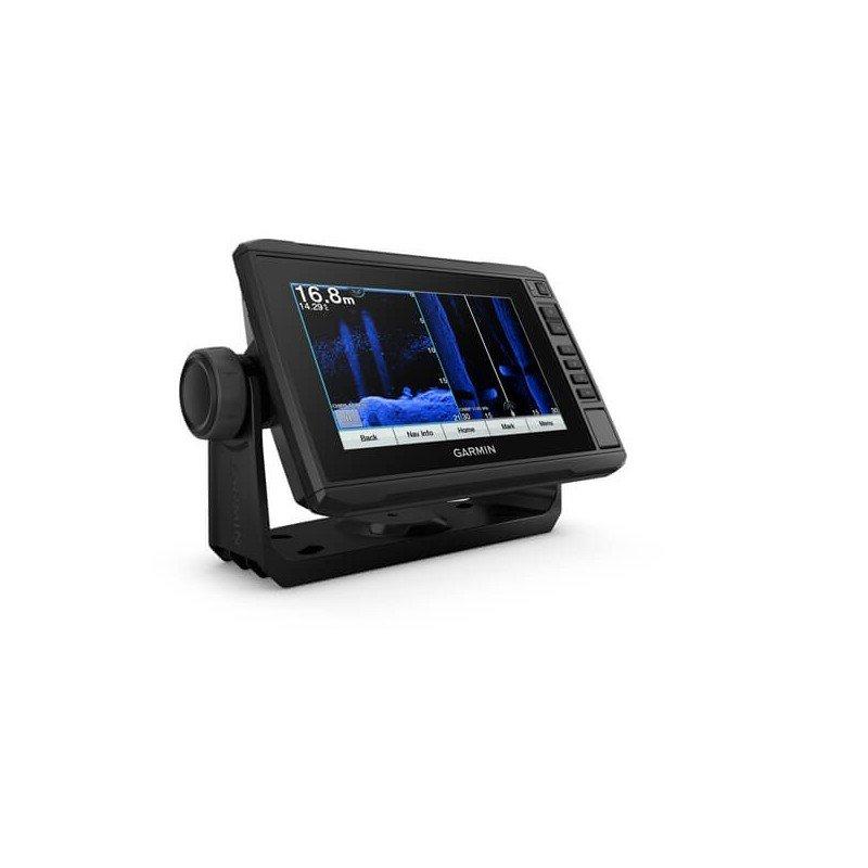 Эхолот-картплоттер Garmin EchoMap UHD 72sv с трансдьюсером GT54UHD-TM