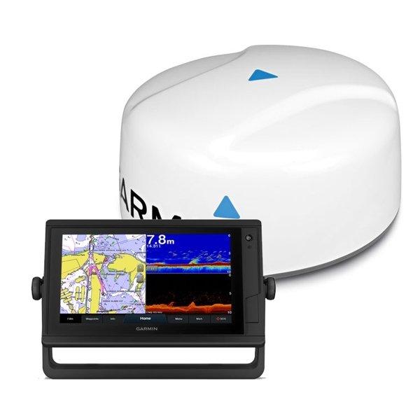Эхолот-картплоттер Garmin GPSMap 922xs Plus с радаром GMR18HD +