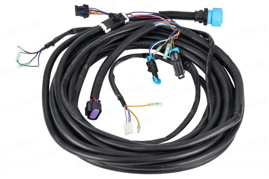 Кабель для врезного/консольного командера Mercury Powerob Tec 84-896536T01