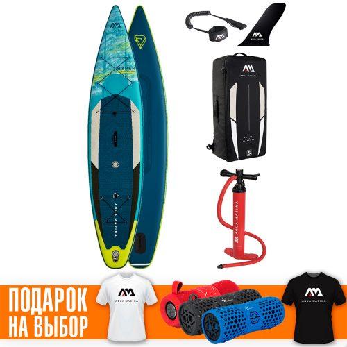 Надувная SUP доска 12.6 Aqua Marina Hyper BT-21HY02