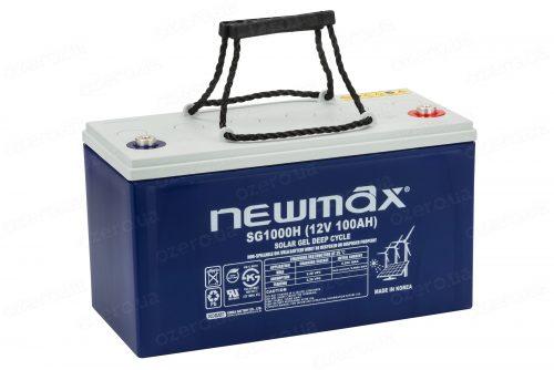 Аккумулятор для лодочного электромотора Newmax SG 1000H