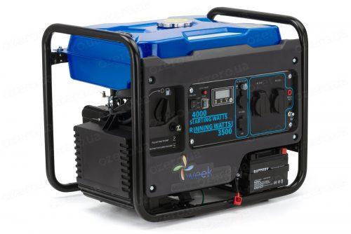 Инверторный генератор Weekender GT4000IOE