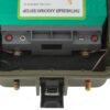 Водонепроницаемый кейс для аккумулятора 3210 GREEN 38580