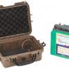 Водонепроницаемый кейс для аккумулятора 3210 TAN 38603