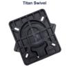 Поворотная пластина для кресла в лодку Titan Swivel MA 765-1 35642