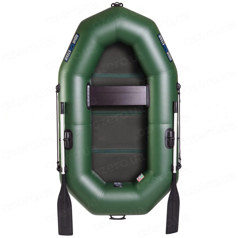 Надувная лодка Aqua-Storm Ma220CK слань-книжка