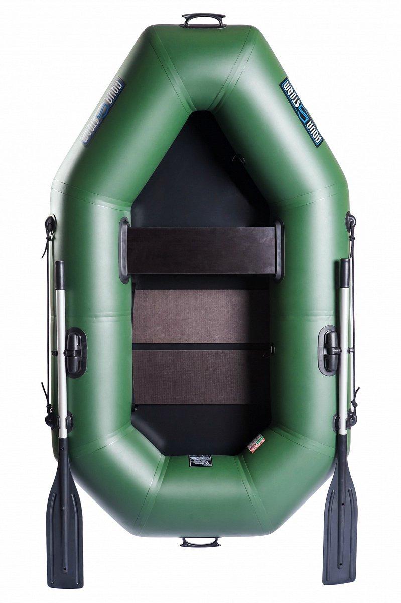 Надувная лодка Aqua-Storm St220C слань-коврик