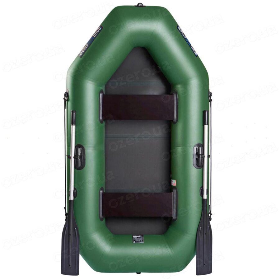 Надувная лодка Aqua-Storm Sto230CK слань-книжка