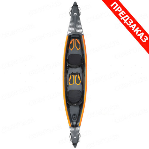 Надувной каяк Aqua Marina Tomahawk AIR-K440 двухместный