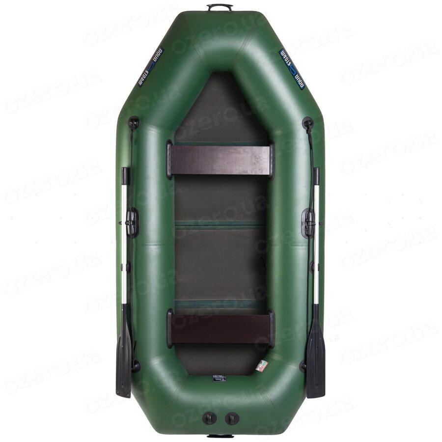 Надувная лодка Aqua-Storm SS280RCK слань-книжка