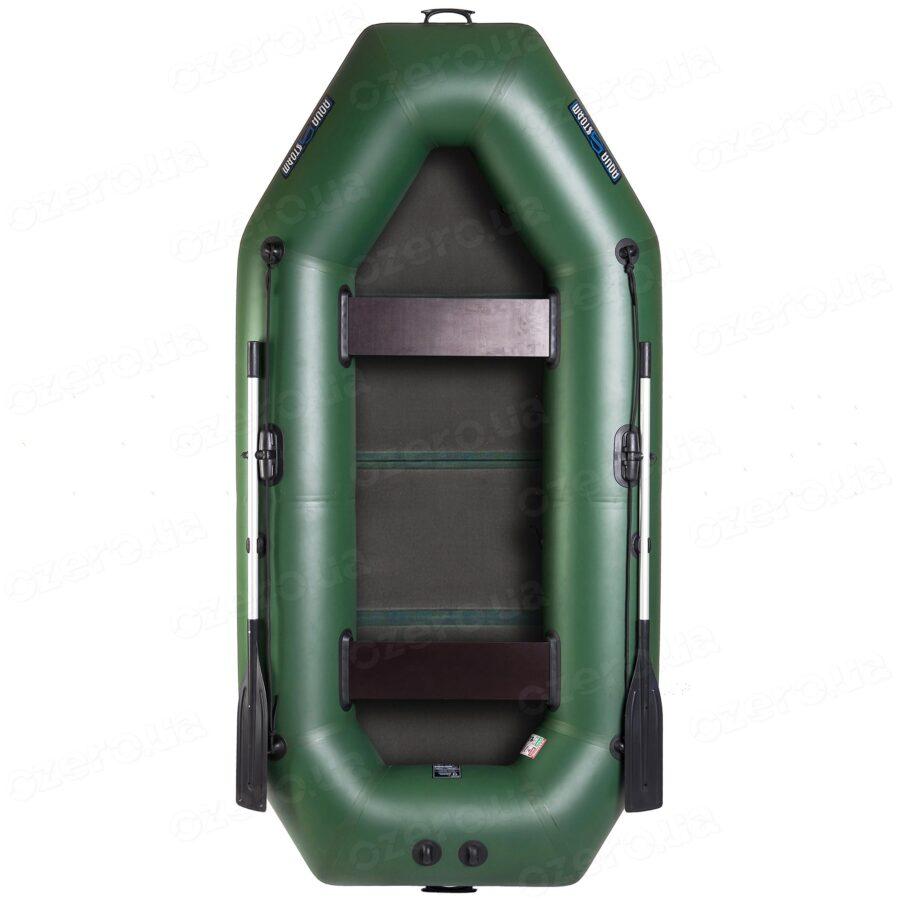 Надувная лодка Aqua-Storm SS300RCK слань-книжка