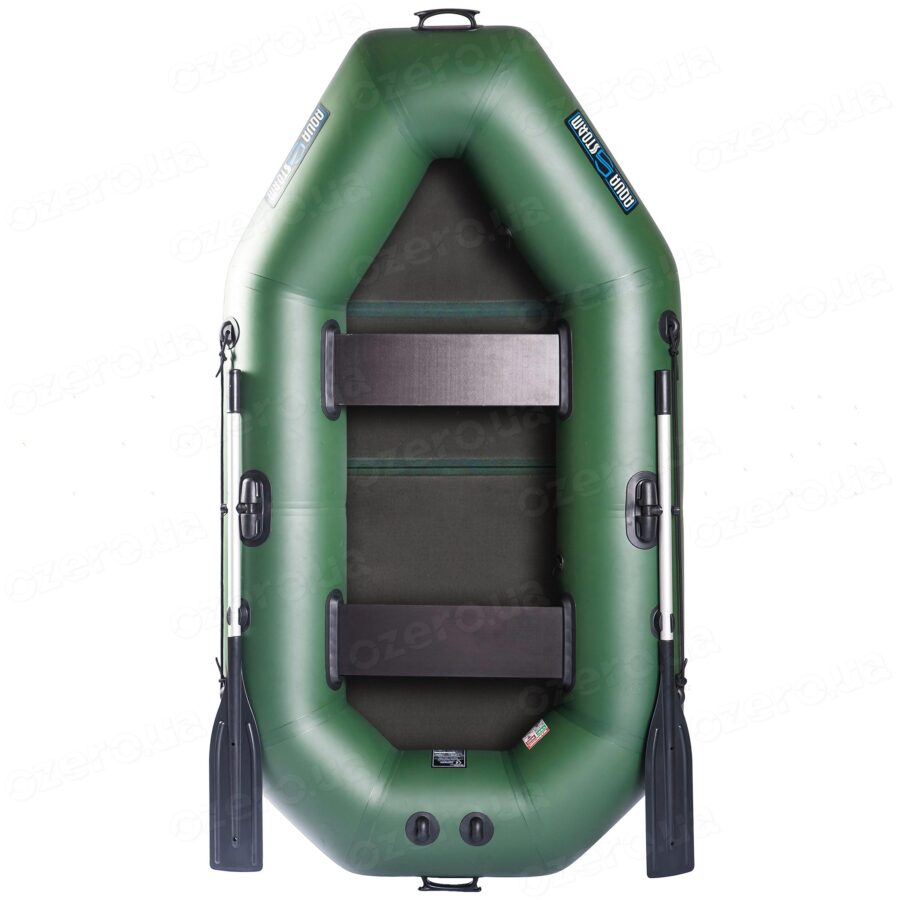 Надувная лодка Aqua-Storm St240CK слань-книжка