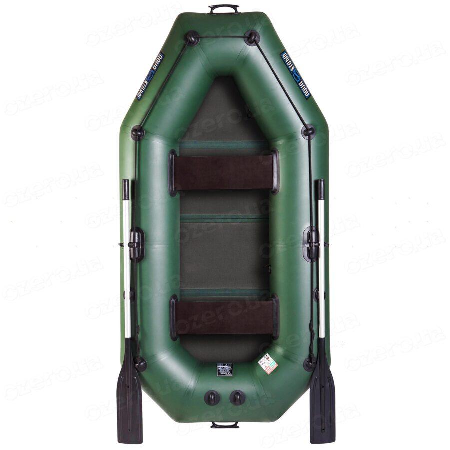 Надувная лодка Aqua-Storm St249CK слань-книжка