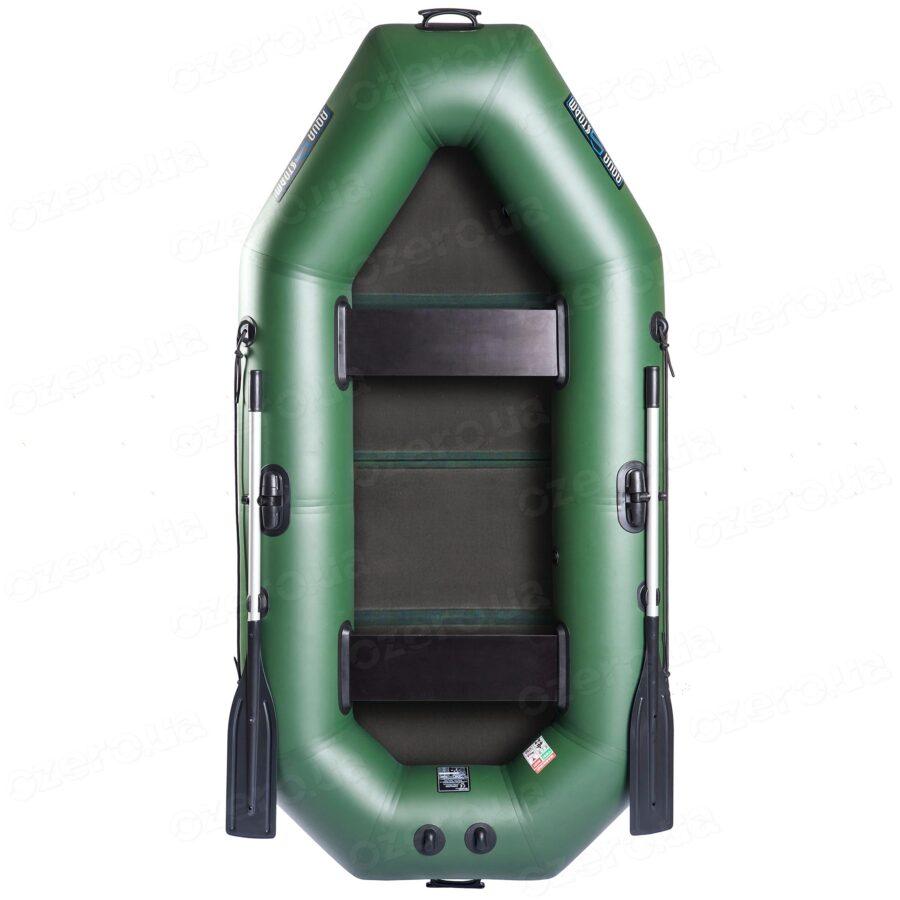 Надувная лодка Aqua-Storm St280CK слань-книжка
