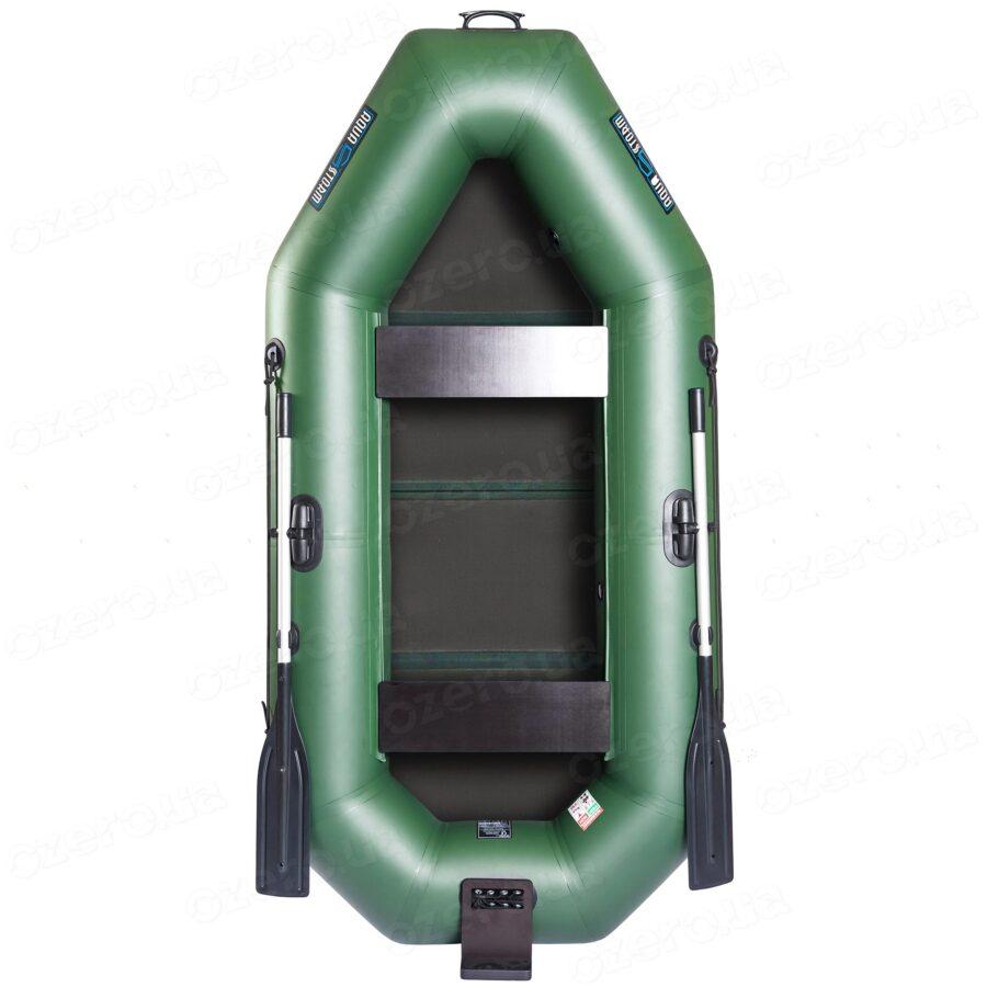 Надувная лодка Aqua-Storm St260DtCK слань-книжка