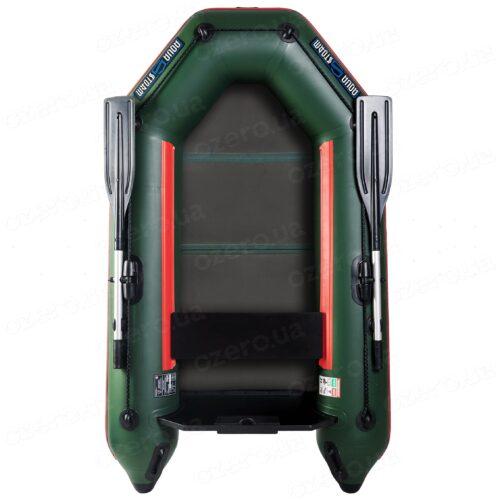 Надувная лодка Aqua-Storm Stm210CK слань-книжка