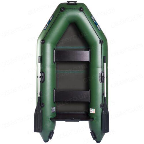 Надувная лодка Aqua-Storm Stm260CK слань-книжка