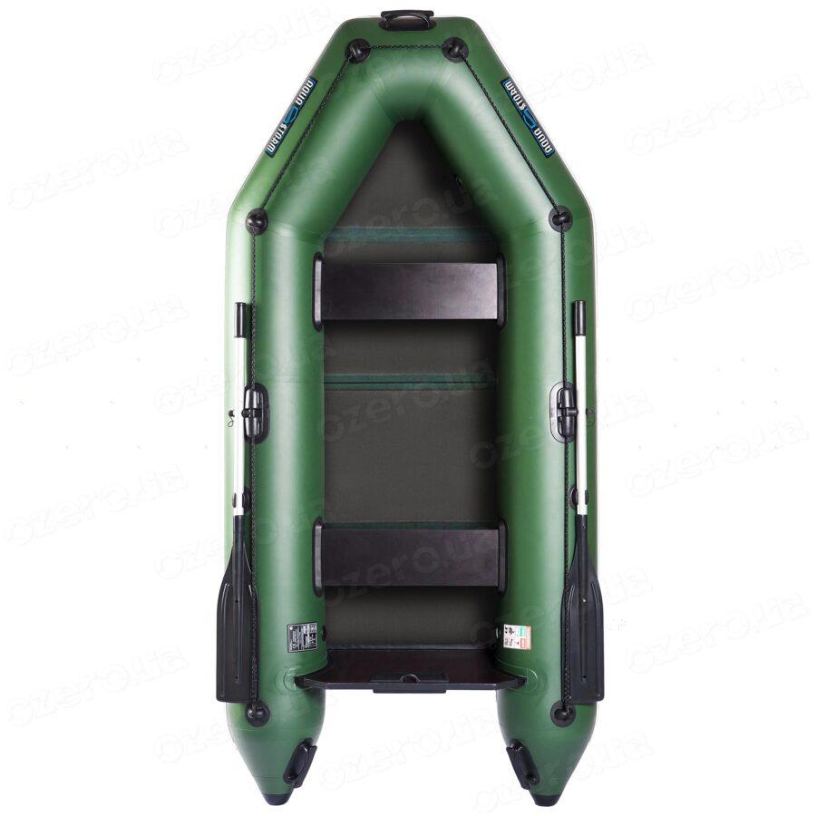 Надувная лодка Aqua-Storm Stm280CK слань-книжка