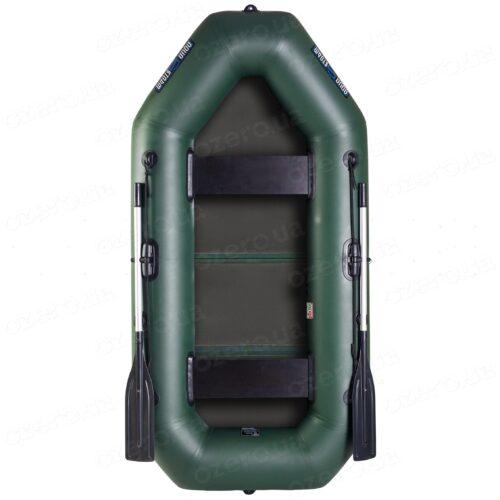 Надувная лодка Aqua-Storm Sto249CK слань-книжка