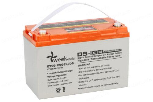 Аккумулятор для лодочного электромотора Weekender 12V90AH DS GEL