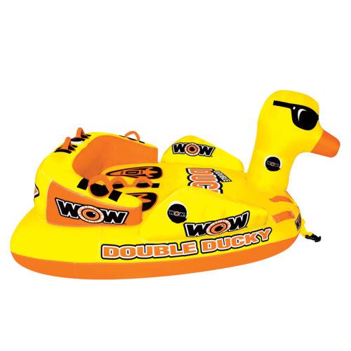 Буксируемая плюшка WOW Double Ducky 2P Towable 19-1050