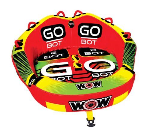 Буксируемая плюшка WOW Go Bot 2 Person Towable 18-1040