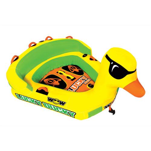 Буксируемая плюшка WOW Lucky Ducky 2P Towable 19-1040