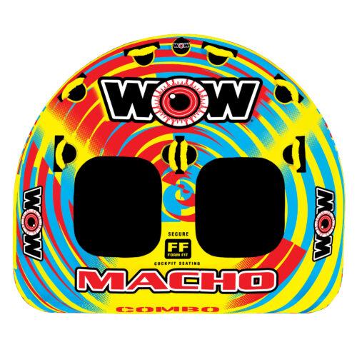 Буксируемая плюшка WOW Мacho 2Р Towable 16-1010