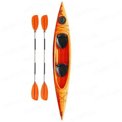 Каяк Riverday Twin-GO! Orange