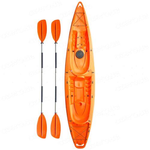 Каяк Riverday Twin-Wave Orange