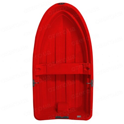 Пластиковая лодка Riverday RKM-250 Red