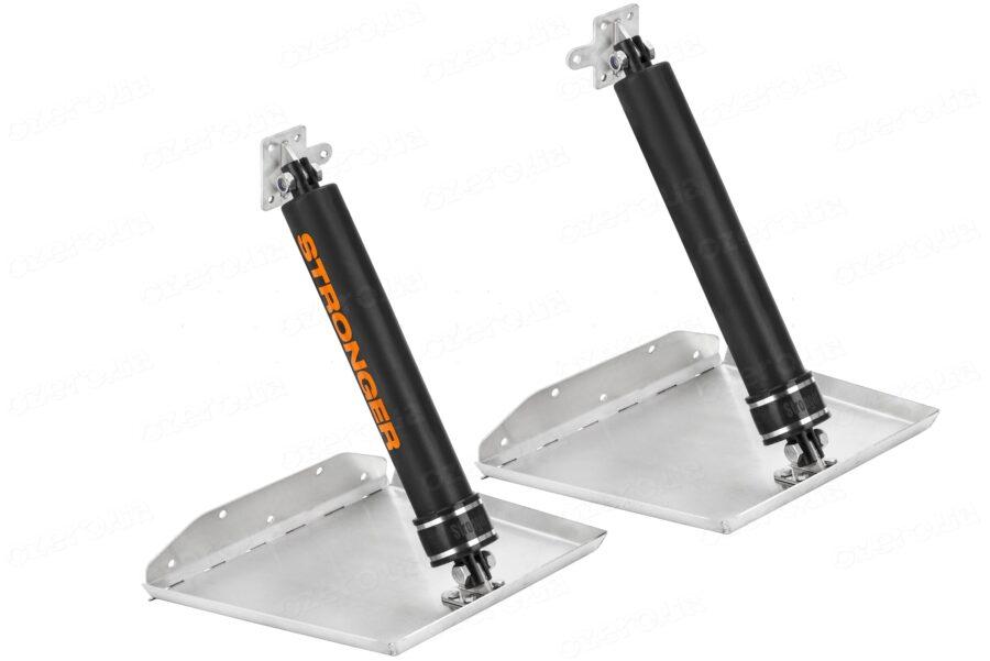 Транцевые плиты для лодки Stronger TT 3000-3 с управлением, длинной 6,4-9 метров