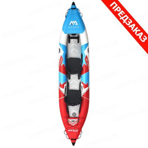 Надувной каяк Aqua Marina STEAM ST-412